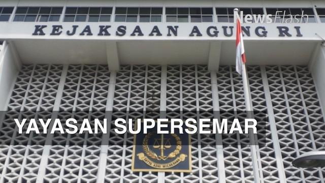 Eksekusi aset Yayasan Supersemar belum dilakukan Pengadilan Negeri Jakarta Selatan. Padahal, Mahkamah Agung sudah memerintahkan eksekusi