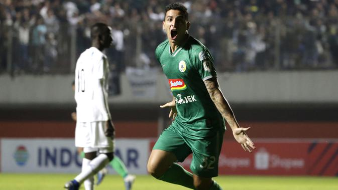 Semen Padang Mewaspadai Brian Ferreira - Indonesia Bola.com