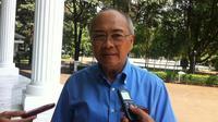 Menteri Pertambangan dan Energi Indonesia di era Kabinet Reformasi Pembangunan Kuntoro Mangkusubroto. Merdeka.com