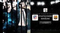 Prediksi Athletico Madrid vs Barcelona (Liputan6.com/Yoshiro)