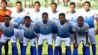 PSCS Cilacap juara ISC B 2016 setelah mengalahkan PSS Sleman. (Bola.com/Romi Syahputra)