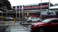 Bandara Sydney, Australia. (Liputan6.com./Tanti Yulianingsih)