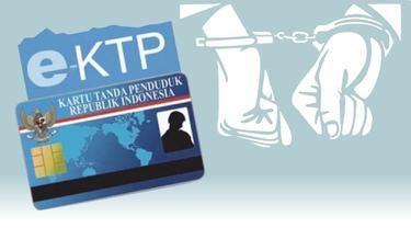 banner kasus e-KTP
