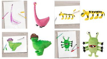IKEA Soft Toy Drawing Competition 2015