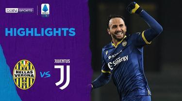 Berita Video Highlights Serie A, Juventus Dikalahkan Verona 1-2