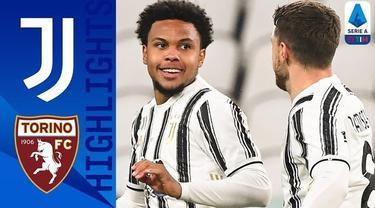 Berita video highlights Liga Italia 2020/2021 antara Juventus melawan Torino yang berakhir dengan skor 2-1, di mana Juan Cuadrado menorehkan 2 assist, Minggu (6/12/2020) dinihari WIB.