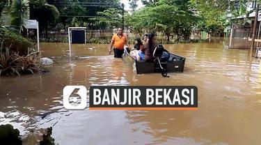 banjir bekasi selatan thumbnail