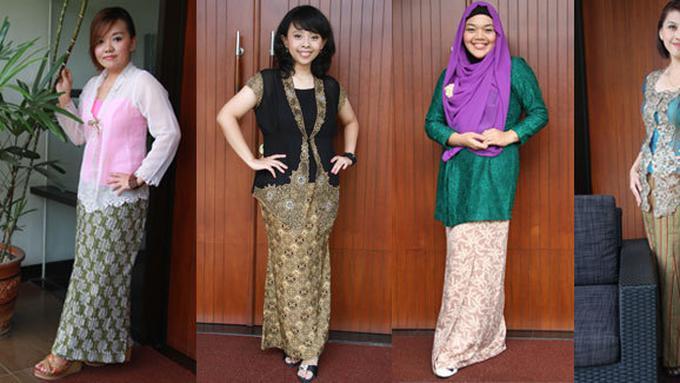 6 Model Kebaya Untuk Merayakan Hari Kartini Ala Vemale Beauty