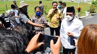Gubernur Sumut, Edy Rahmayadi mengatakan, draf kenormalan baru atau new normal dikirimkan ke pusat pada Jumat, 26 Juni 2020.