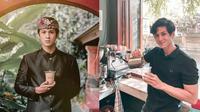 Gaya Antonio Blanco Jr jadi barista (Sumber: Instagram/antonioblancojr)