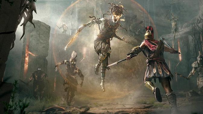 Ubisoft Akan Segera Ungkap Assassin S Creed Baru Tekno Liputan6 Com