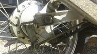 Rem motor tromol (Rio Apinino/Liputan6)