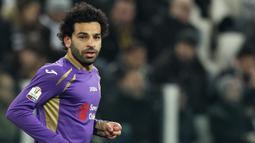 2.  Mohamed Salah. (AFP/ Marco Bertorello)