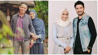 Pasangan Suami Istri Ini Kerap Terlibat Satu Judul Sinetron. (Sumber: Instagram.com/ichasoebandono dan Instagram.com/aryanifitriana24)