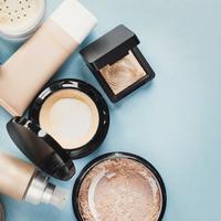 Ilustrasi kosmetik/produk makeup. (Foto: Shutterstock.com/mis.uma)