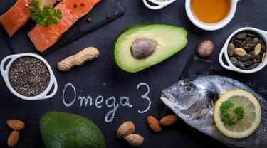 Manfaat Omega-3