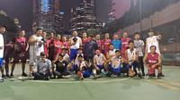 Pererat Persahabatan, Emtek Grup Tanding Basket Lawan Kedubes Timor Leste (Dok Emtek)