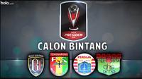 Piala Presiden: Calon Bintang Grup C (Bola.com/Samsul Hadi)