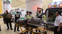 Jemaah Haji Indonesia wafat di Jeddah. Darmawan/MCH