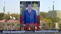 Presiden Tajikistan, Emomali Rakhmon (AFP)