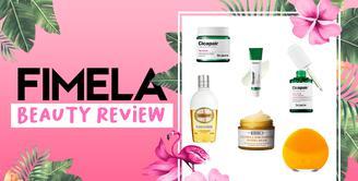 Fimela Weekly Beauty Review: Dr. Jart +, Kiehl's, L'occitane dan Foreo