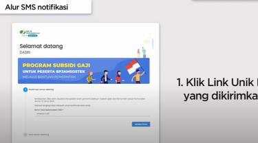 SMS Blasting Bantuan Subsidi Gaji
