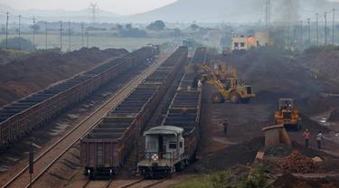 Impor Bijih Besi China dari Indonesia Menurun