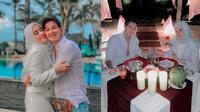 Liburan Keluarga Sonny Septian dan Fairuz A Rafiq Ke Bali (Sumber: Instagram/fairuzarafiq)