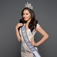 Jolene Marie Cholock-Rotinsulu dinobatkan sebagai Runner Up 1 Puteri Indonesia 2019 (Dok.Instagram/@jolenemarie/https://www.instagram.com/p/BuG599tHPlJ/Komarudin)