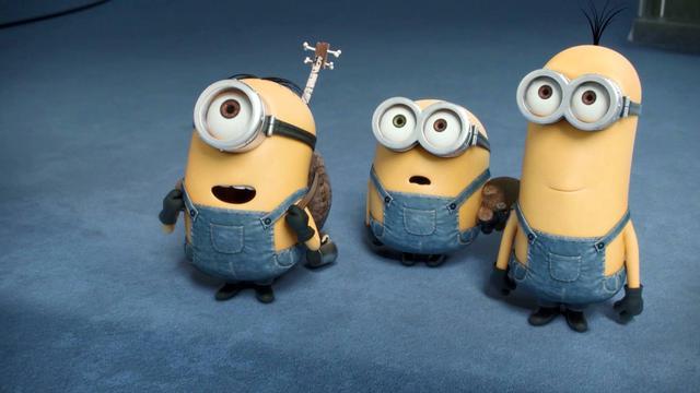 5 Kembaran Minions Siapa Saja Ya Showbiz Liputan6com