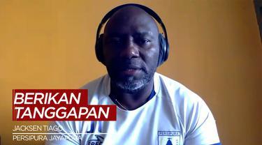 Berita Video Jacksen Tiago Angkat Bicara Soal Pemecatan Boaz Solossa dan Yustinus Pae oleh Persipura