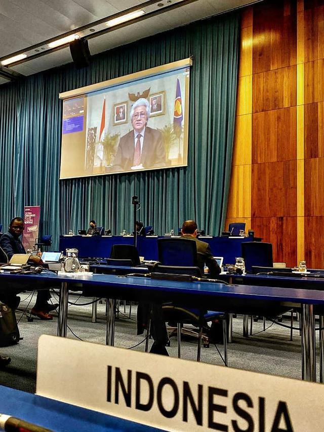 Dokumentasi Konvensi PBB di Wina