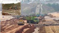 Pembangunan Bendungan Gondang (Foto: Dok Kementerian PUPR)