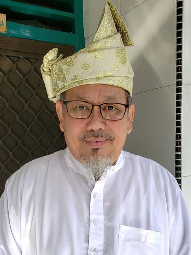 Ustaz Tengku Zulkarnain. (Foto: Instagram @tengkuzulkarnain.id)