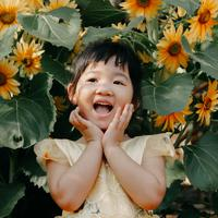 ilustrasi anak tersenyum/Photo by Nghĩa Phạm from Pexels