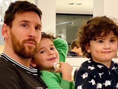 Begini Aktivitas Lionel Messi hingga Rafael Nadal Selama Lockdwon