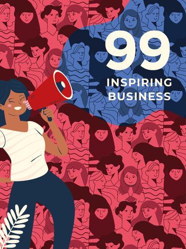 Buku 99 Pelaku Usaha Inspiratif