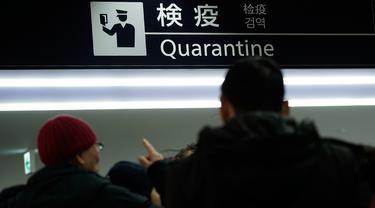 Antisipasi Virus Corona, Jepang Pantau Pelancong Asal China