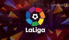 ilustrasi La Liga (Liputan6.com/Abdillah)