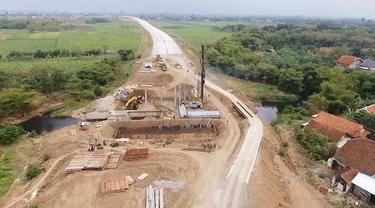 Tol Pejagan-Pemalang (Dok Foto: Kementerian PUPR)