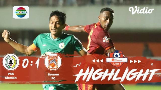 Babak Penyisihan #ShopeeLiga1 yang mempertemukan #PSSSleman vs #BorneoFC Jayapura pada hari Rabu sore (20/11/2019) berakhir dengan...