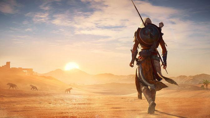 Spesifikasi PC untuk Main Gim Assassin's Creed Origins Terungkap. (Doc: Techspot)