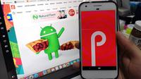 Android Pie. Liputan6.com/ Yuslianson