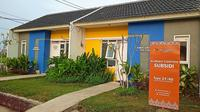Perumahan Puri Harmoni Muktiwari, Cibitung, Bekasi, yang dikembangkan Vista Land Group.