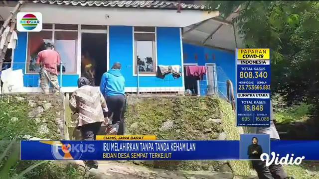 Fokus edisi (09/1) mengangkat beberapa tema di antaranya, Banjir Rendam Permukiman, Ibu Melahirkan Tanpa Tanda Hamil, Wisata Kekinian di Bali.
