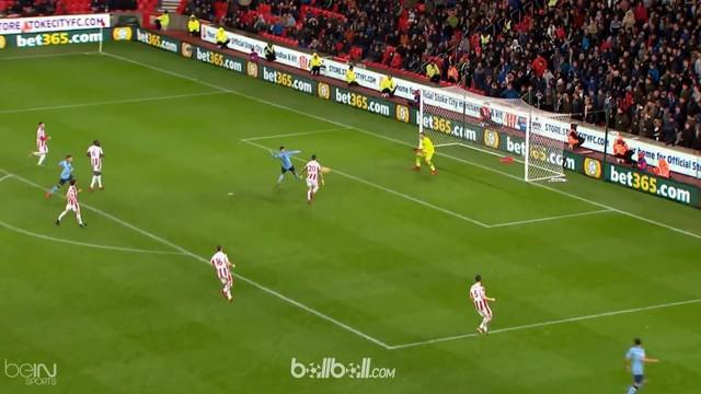 Berita video highlights Premier League antara Stoke City Vs Newcastle 0-1. This video is presented by Ballball.