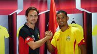 Gelandang Bhayangkara FC, Renan Silva. (Media Bhayangkara FC).