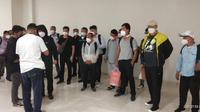 20 TKA Tiongkok tiba di Sulsel (Liputan6.com/Istimewa)
