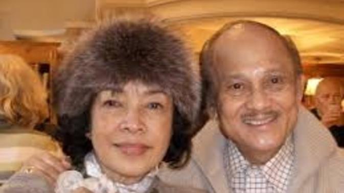 Presiden RI ke-3 BJ Habibie dan Ainun | Via: istimewa