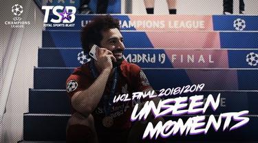 Berita Video Dibalik Layar Momen Final Liga Champions Eropa 2019